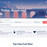 ヨーロッパのバス・電車・飛行機移動手段を検索するのにおすすめなサイト・Omioの使い方