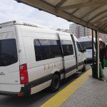 【ブルガリア・ヴァルナからネセバルへのバス移動について】